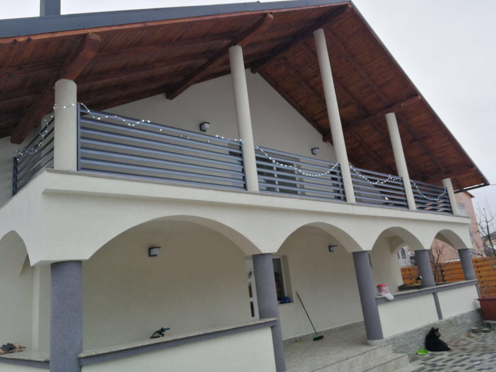 Gard balcon PLS1