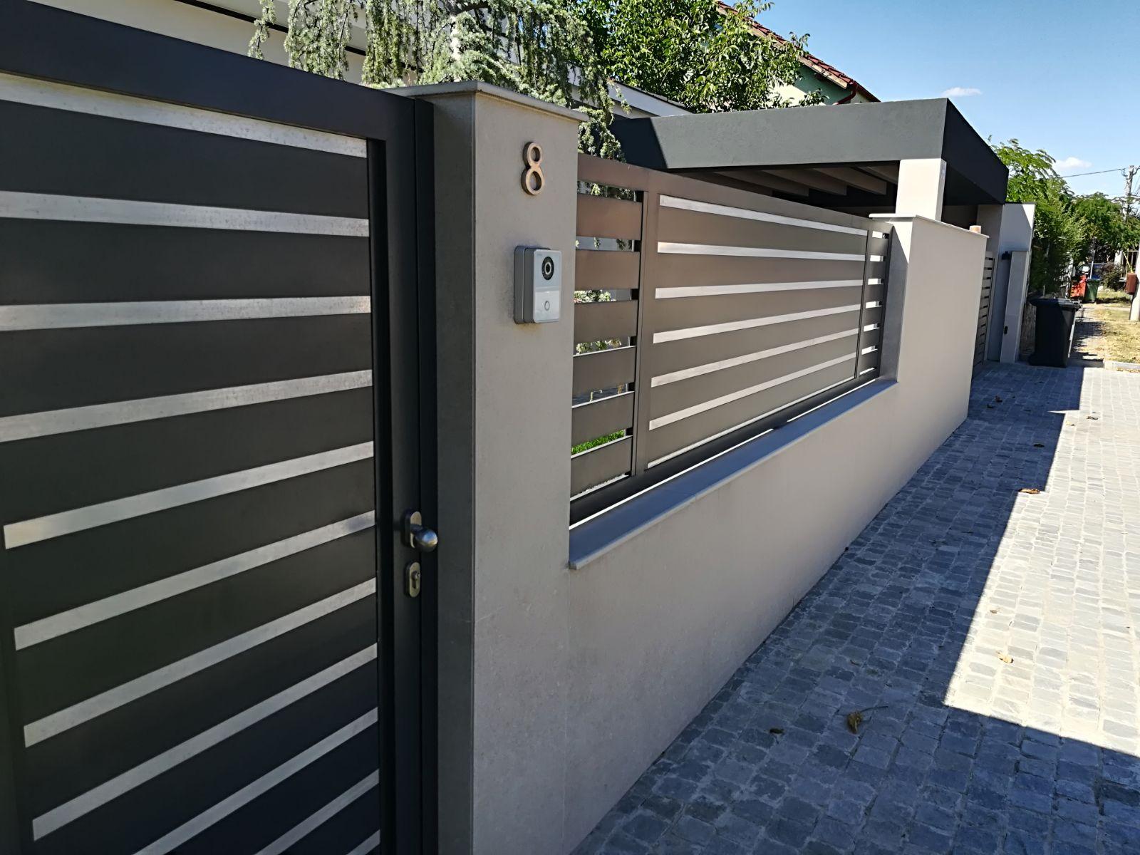 Garduri si porti TR3